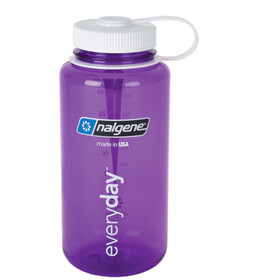 Nalgene Everyday Drinkfles met grote opening 1000ml, purple
